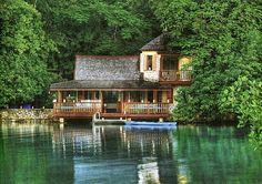 Goldeneye Hotel, Jamaica