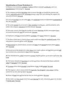 sat essay prep sheet