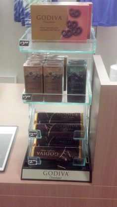 Chocolate at checkout is so ubiquitous, it's even in department stores! (Lord & Taylor, Washington, DC, 7/14)