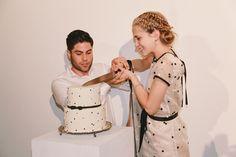 Cake and dress match