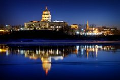 State Capital, Jefferson City, MO