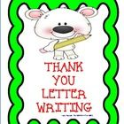 This is a freebie!  This is a basic thank you letter writing form.  It can be used to thank parent volunteers, chaperones, student teachers, etc.  Students can write their own original ideas and make their own and pictures. Enjoy!  See more at my store!!