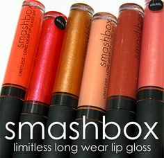 Smashbox Lip Gloss