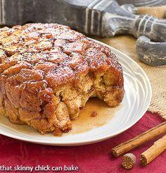crockpot apple monkey bread