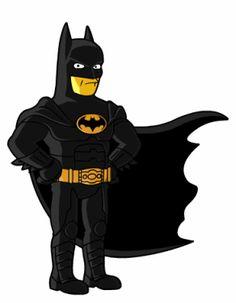 Batman Simpson
