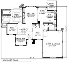 House Plan chp-32560 at COOLhouseplans.com