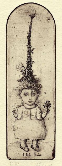 little flora, alexej fedorenko