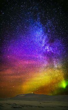 Aurora Borealis >>> I'm in awe!