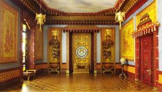 Throne Room | Flickr - Photo Sharing!