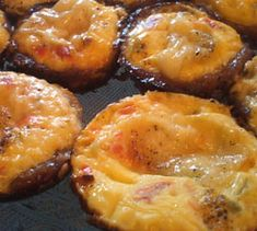 Paleo Sausage and Egg Tarts....super quick and easy breakfast