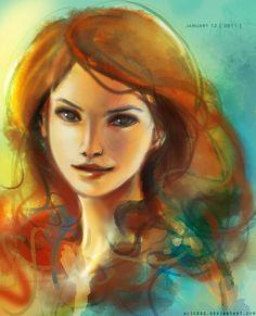 Hermione by alicexz.deviantart.com on @deviantART
