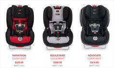 Britax Introduces ClickTight Convertible Car Seats #BritaxGameChanger - Baby Gizmo Blog