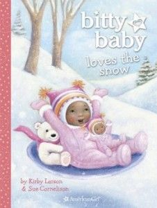 American Girl author Kirby Larson and Illustrator Sue Cornelison talk about the Bitty Baby books today on Book Bites for Kids - http://tinyurl.com/oj3548p