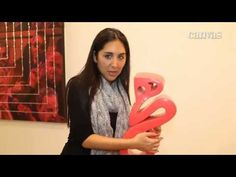 Art Consultant Dina Nasser-Khadivi pays homage to Farideh Lashai and Iranian sculptor Parviz Tanavoli.