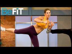 Jillian Michaels: 6 Week Six-Pack Abs Workout- Level 1 - YouTube