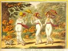 Ways 19th century England makes modern world look tame- AKA crazy drunk Georgians