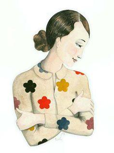 Sophie Blackall illustration