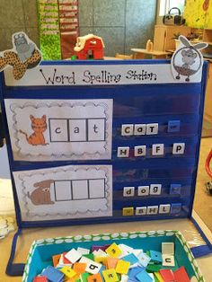 The Crazy Pre-K Classroom: assessment