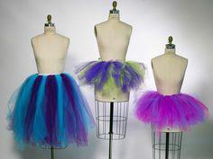 How To Make a No-Sew Tutu Skirt : Home Improvement : DIY Network