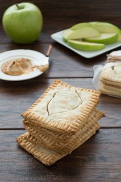 Apple and Maple Butter Pop Tarts
