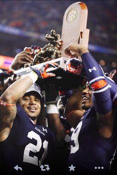2013 SEC champs! War Eagle!!