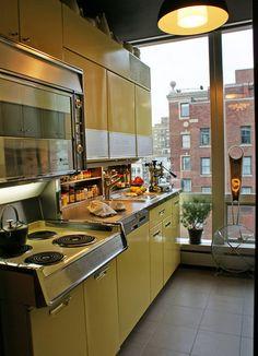 great apartment kitchen