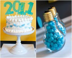 "Graduation Party Ideas – ""A Bright Future"" — Celebrations at Home"