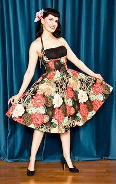 Vintage dress #6