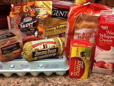 Fried Pies & Fireflies: Lisa's King's Hawaiian Roll Sausage Breakfast Casserole
