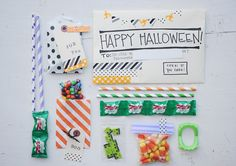 Halloween Happy Mail at katherine-marie