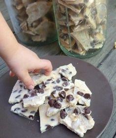 Coconut Candy: Peanut Butter Chocolate Coconut Crisps (Gluten Free, Corn Free, Dairy Free)