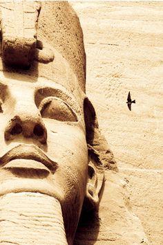 inspir art, favorit place, abu simbel, ancient egypt, art bird