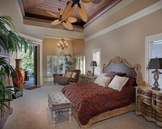 tuscan decorating ideas | Tuscan Style Bedrooms Design Ideas, Pictures, Remodel, and Decor