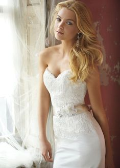 Step 3 Which Neckline? - design your own wedding dress - http://casualweddingdresses.net/why-not-design-your-own-wedding-dress-for-some-personal-touch/
