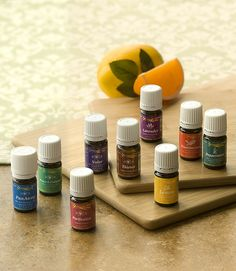 The Everyday Oils collection is the perfect beginner kit, containing nine of Young Living's most versatile essential oils for cooking, first aid, cleaning, and more.