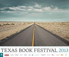 """Heading South, HWY 67, 2006"" by the Texas Book Festival's 2013 poster artist Randal Ford"