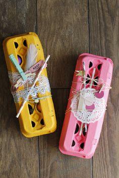 Make an Egg Carton Easter Basket http://blog.hgtv.com/design/2014/04/11/make-an-egg-carton-easter-basket/  Young House Love  http://idealshedplans.com/storage-shed/