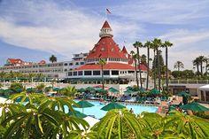 American Classic: Coronado Island (and the Hotel Del!) hotel del, coronado island