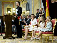 Proclamacion Felipe VI