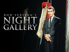 night galleri, galleries, rod serl, night gallery tv show, childhood memori, serl night