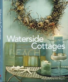 idea, beach cottages, cottag style, beach decor, color, watersid cottag, book, beach cottage style, hous