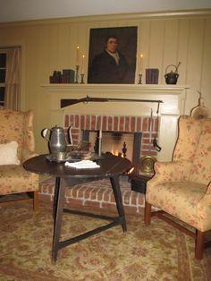 My wonderful bedroom & cricket table