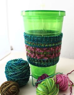 Colorwork Cup Coziness