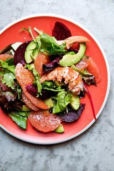 Lobster and Avocado Salad | SAVEUR
