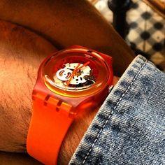 #Swatch my next swatch!!!
