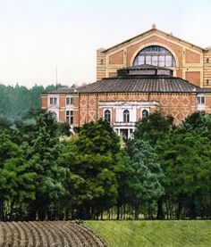 If you want a once-in-a-lifetime operatic experience, look no further than Germany's annual Bayreuth Festival. But be warned: Tickets to this coveted event celebrating the works of Richard Wagner (and only Wagner) are notoriously hard to come by.