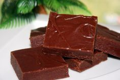 Easiest Chocolate Peanut Butter Fudge