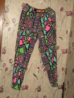 Vintage 80's muscle pants mc    HAMMER by Linsvintageboutique, $44.50