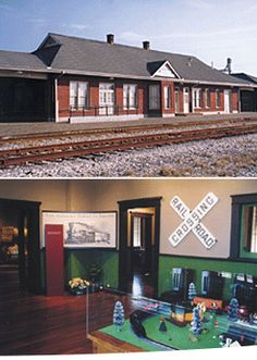 Historic Train Depot and Museum