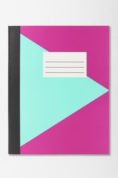 Graphic Notebook, 2 for $12.00 <3 #UO